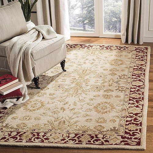 Safavieh Anatolia Collection AN551A Handmade Traditional Oriental Premium Wool Area Rug