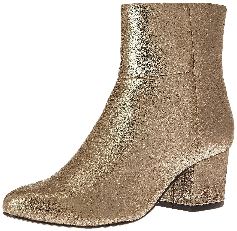STEVEN by Steve Madden Women's Wes Ankle Bootie B01HD2T1T8 8.5 B(M) US|Silver