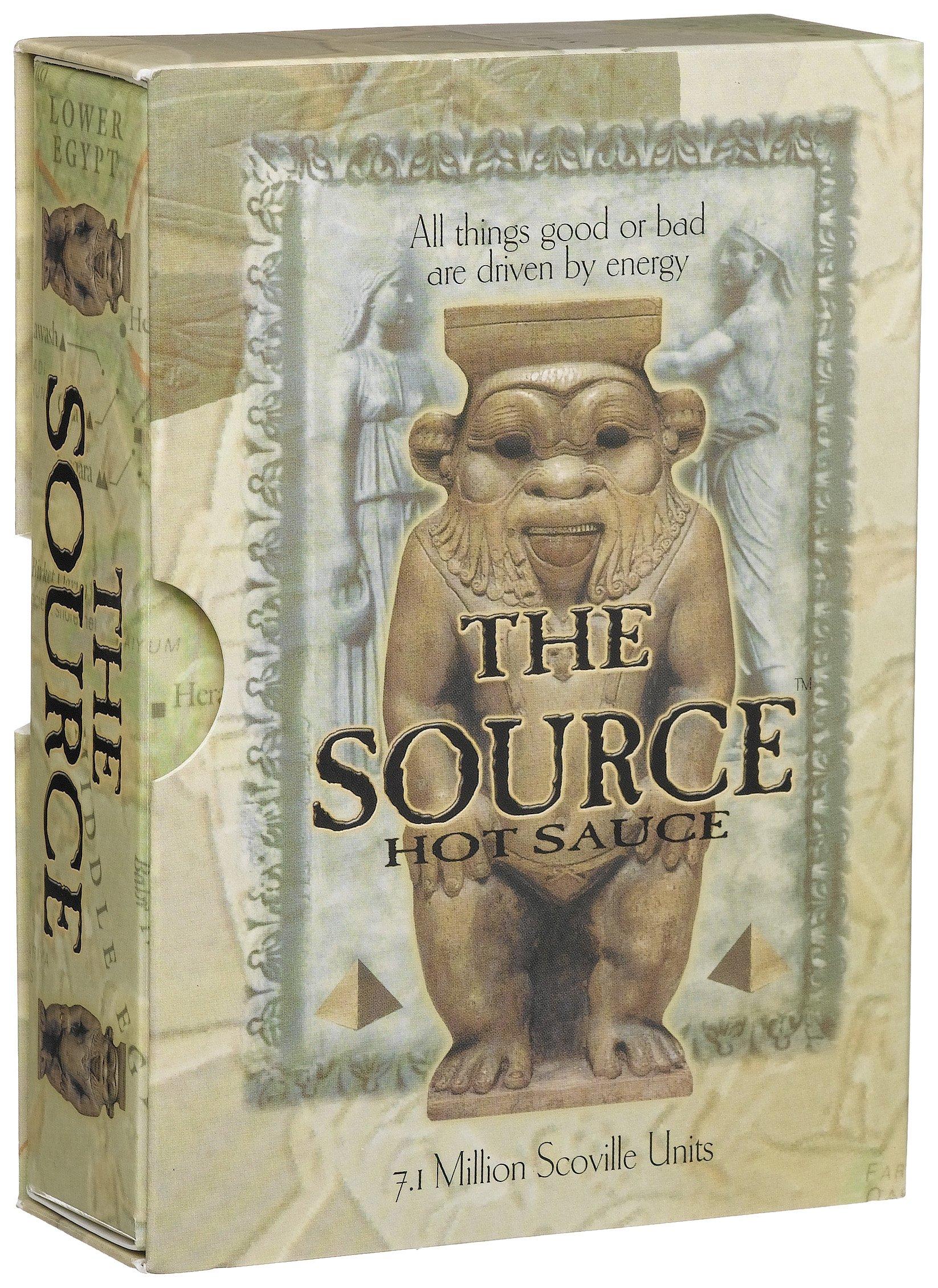 The Source Hot Sauce, 7.1 Million Scoville Units