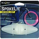 Nite Ize Spokelit LED Bicycle Spoke Light for Bike Wheels