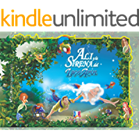 Libro en español para niños:Ali y la Sirena del Lago Azul: Valorar nuestro mundo