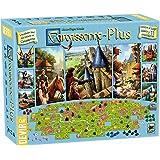 Devir Carcasonne - Plus, incluye el juego básico y 11 expansiones (BGCARPLUS3)