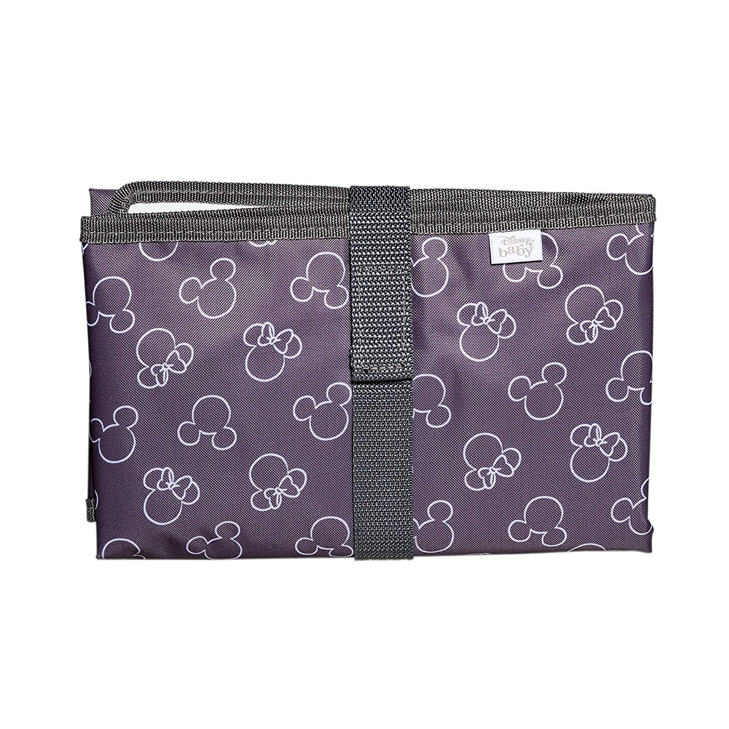 Childress Disney Baby Full Body Portable Changing Pad for Baby Mickey Black J.L