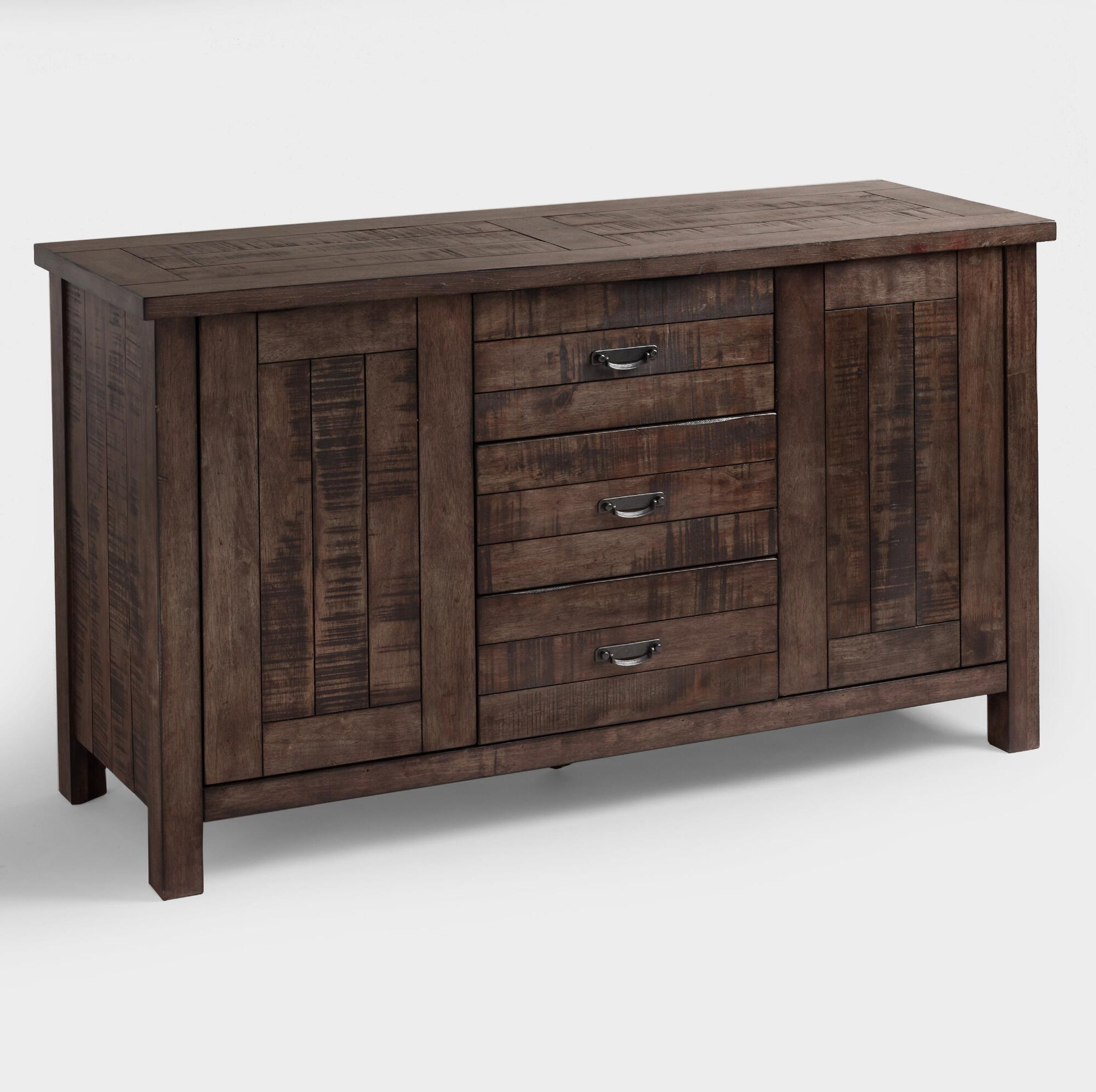 Wood Garner Sideboard | World Market