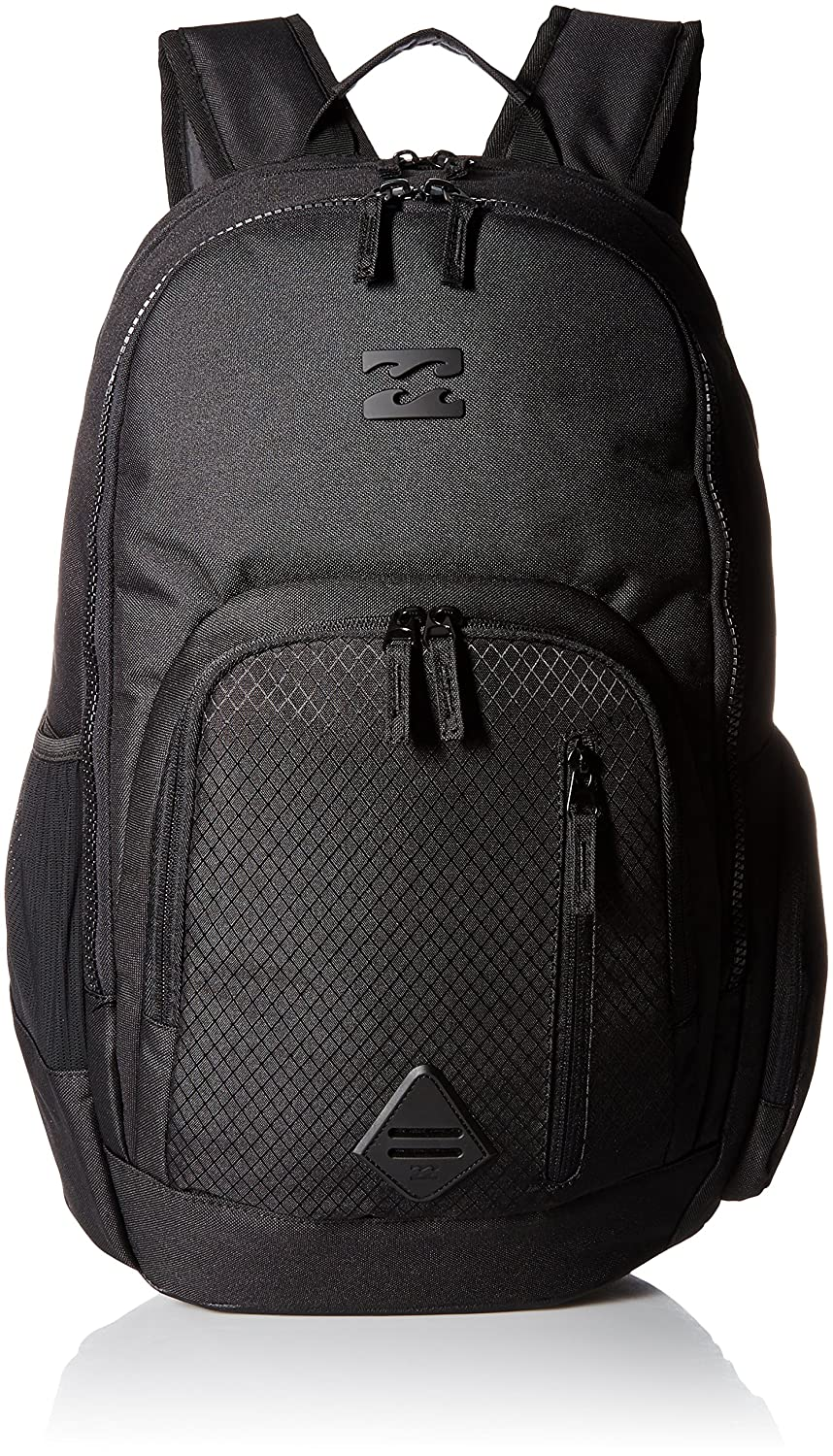 56c2c40d9a9 Amazon.com: Billabong Men's Classic School Command Backpack, Stealth Black,  One Size: Clothing