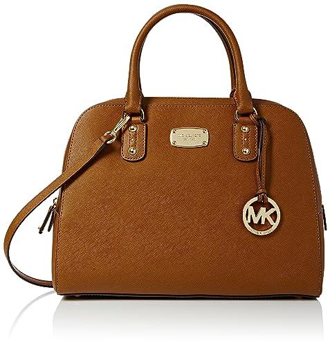 e2da0b421 Michael Kors - Bolso para Mujer, Color Camel: Amazon.es: Zapatos y  complementos