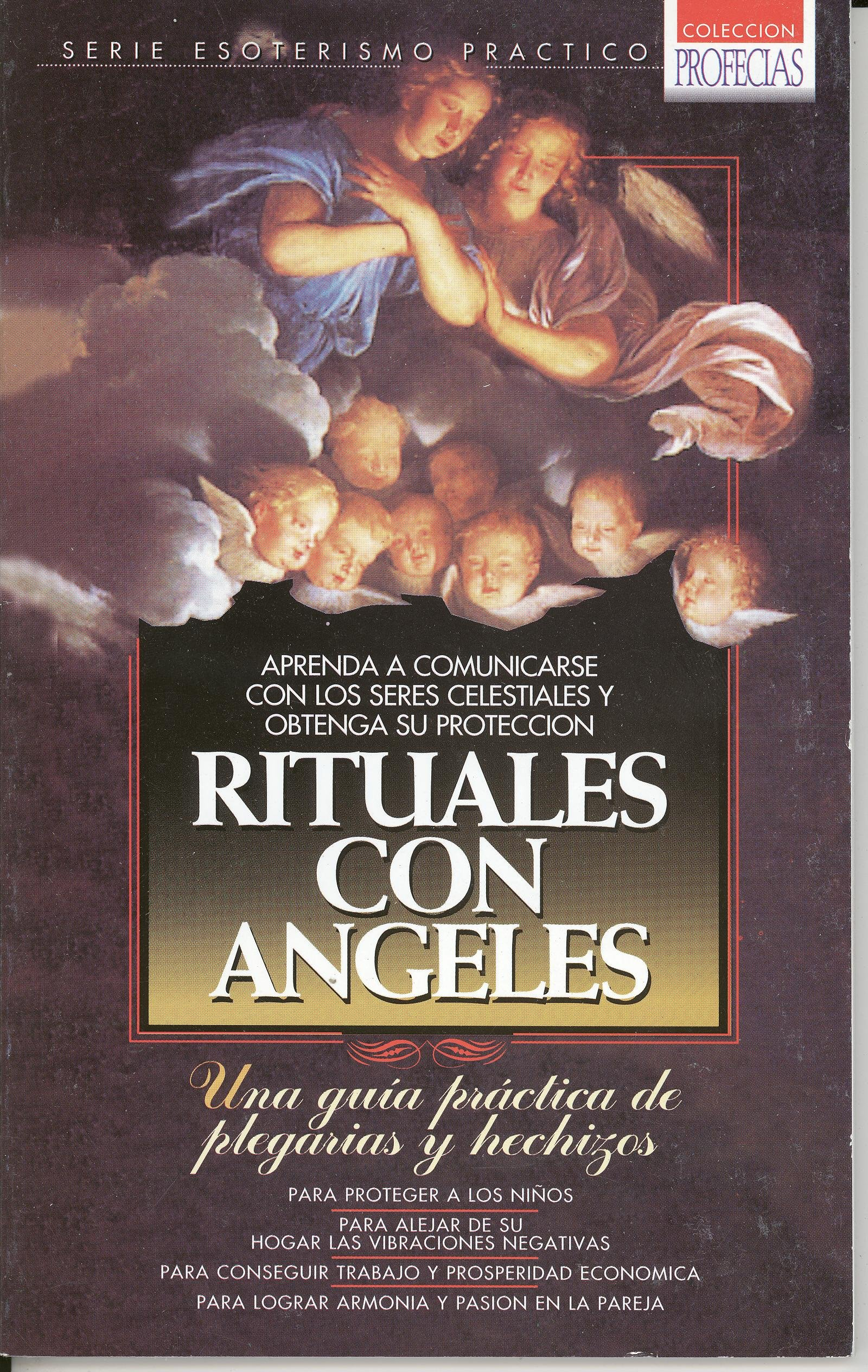 Rituales con Angeles (Spanish Edition) ebook