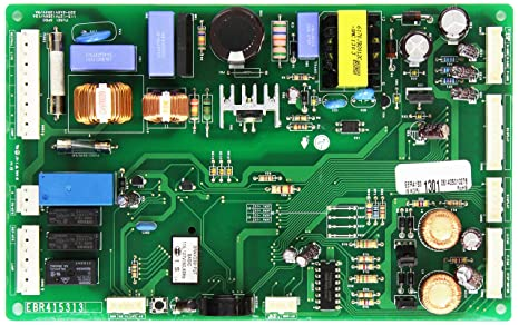 LG EBR41531301 Main Control Board Refrigerator on ice maker control module testing, ice maker schematic drawing, ge monogram refrigerator water line parts diagram, ice maker kit, kenmore ice machine wiring diagram,