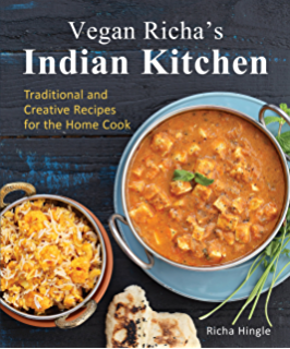Manjulas kitchen best of indian vegetarian recipes kindle vegan richas indian kitchen traditional and creative recipes for the home cook forumfinder Image collections