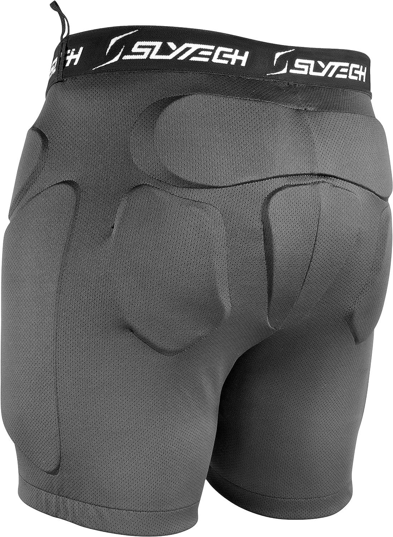Slytech Pantalones Cortos Protektor Multipro NOSHOCK XT Lite YNSSHPF
