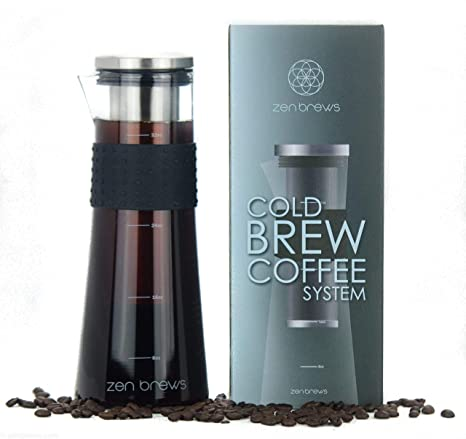 Amazon.com: Fría Brew Café sistema por Zen Brews | Make ...
