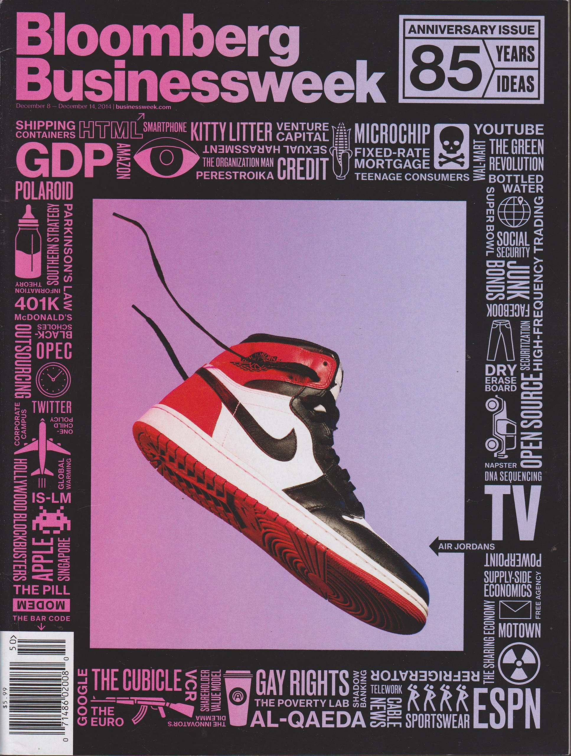 Bloomberg Businessweek December 8-14 2014 pdf epub