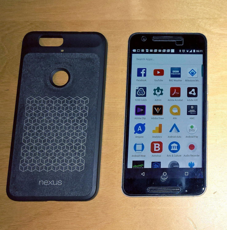 Huawei Nexus 6P H1512 128 GB – Smartphone libre, color aluminio ...