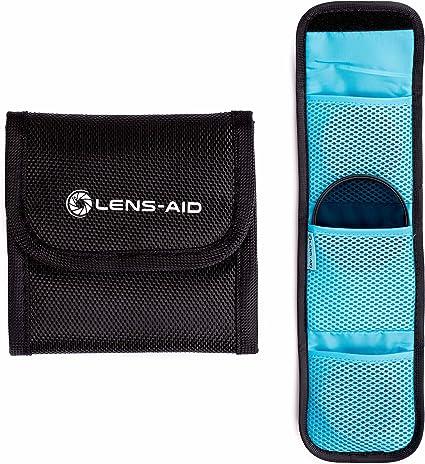 Filtertasche Mit 3 Fächern Für Filter Bis 82mm Tasche Kamera