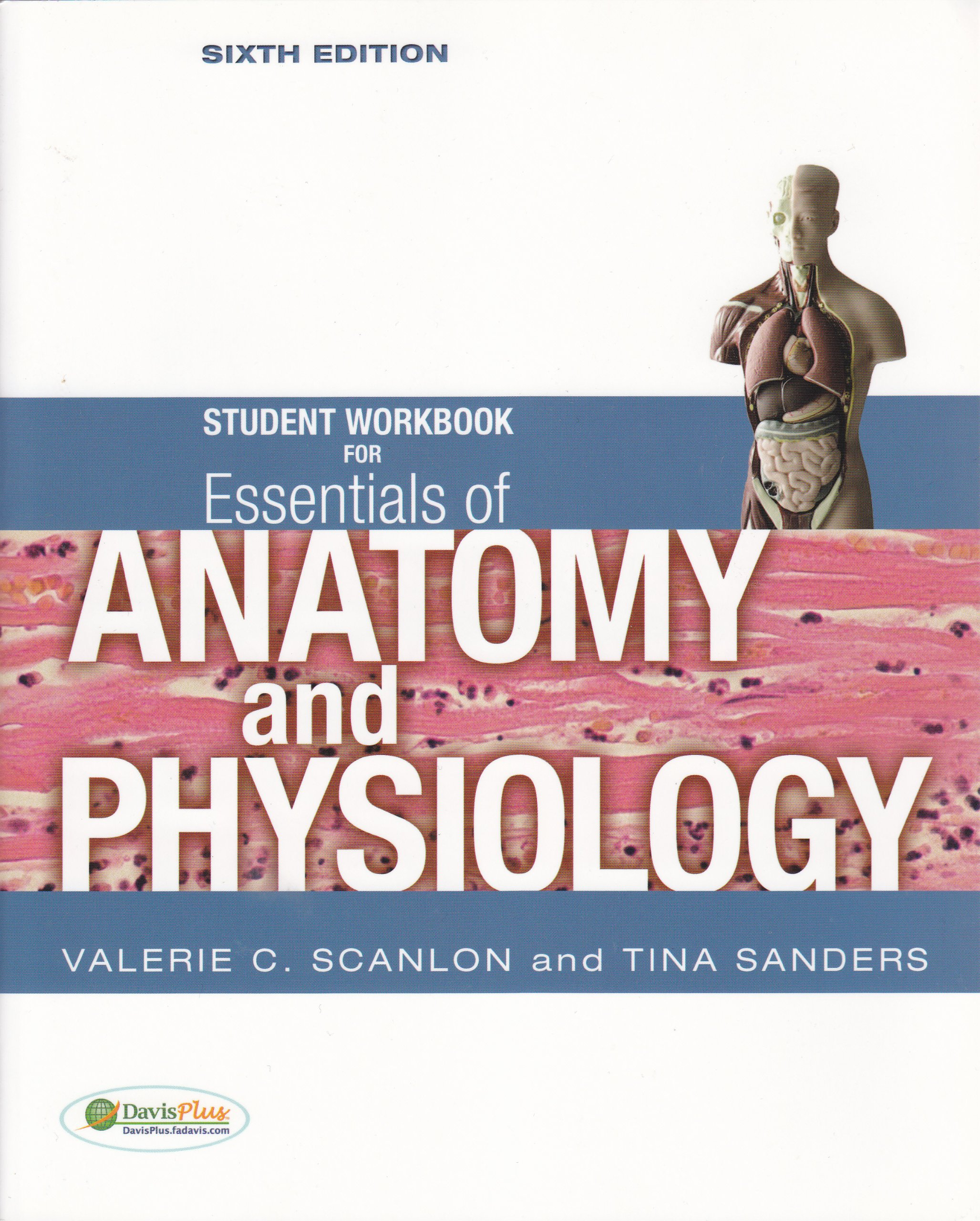 Student Workbook for Essentials of Anatomy and Physiology: Valerie C ...