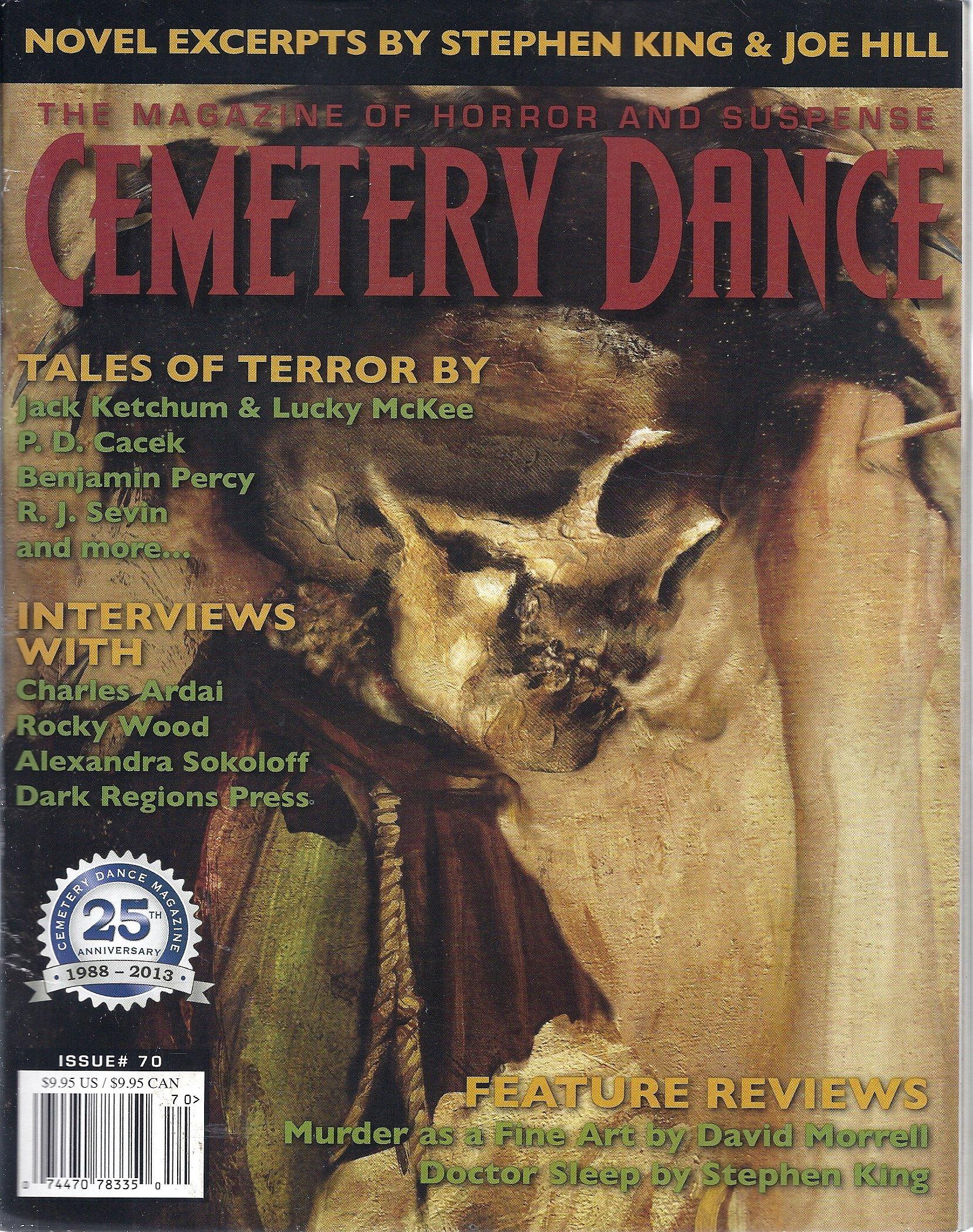 Read Online Cemetery Dance (Issue 70) ebook