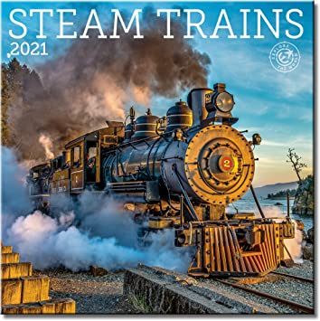 Pictures of Train Calendar 2021