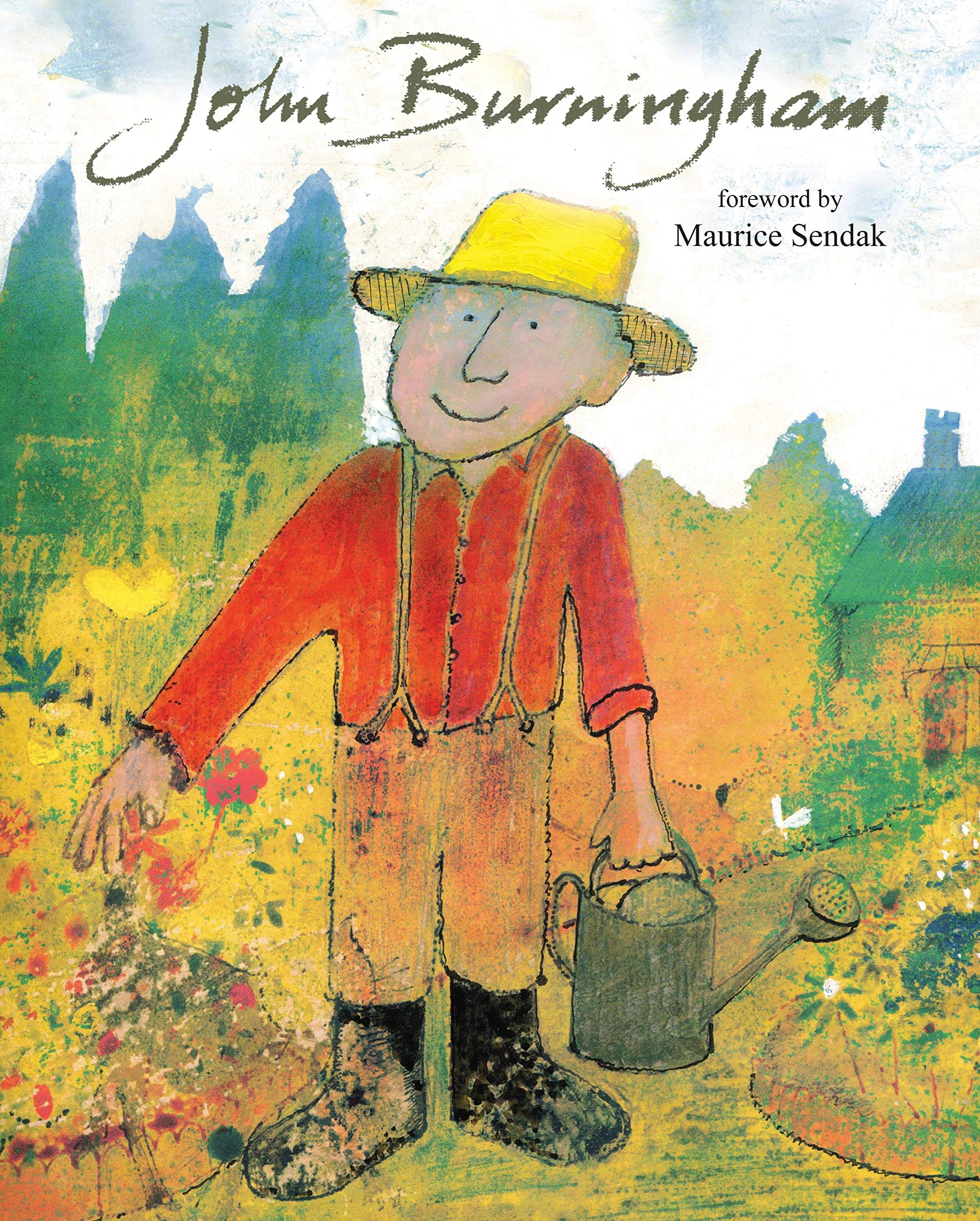 John Burningham: Limited Edition by Brand: Candlewick