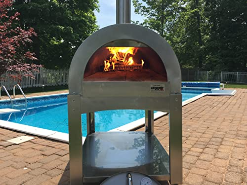 ilFornino Basic Wood Fired Pizza Oven - High Grade