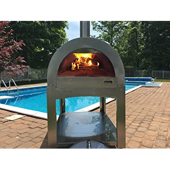 Superieur IlFornino Basic Wood Fired Pizza Oven  High Grade Stainless Steel By  IlFornino, New York