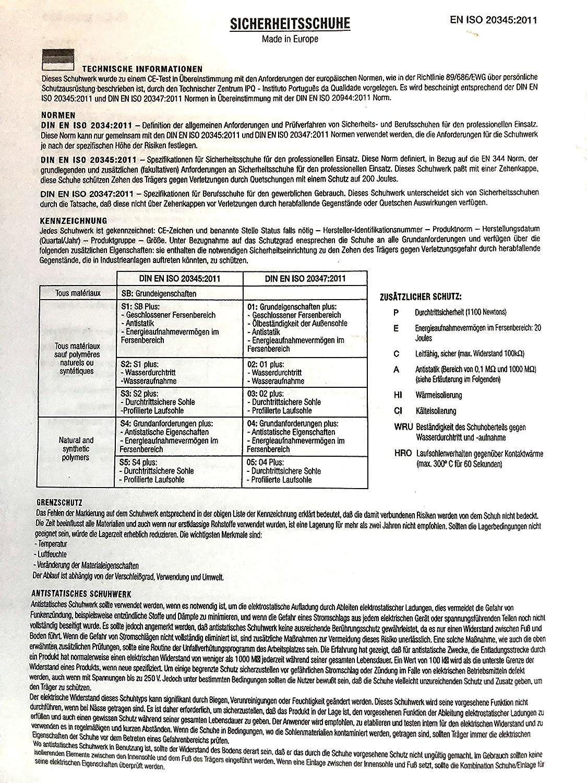 Equithème Reitstiefeletten Sicherheitsschuhe mit Stahlkappe Damen und Herren nach nach nach CE ISO 20345 bequemer REIT- und Stallschuh Arbeitsschuh ebbfd1