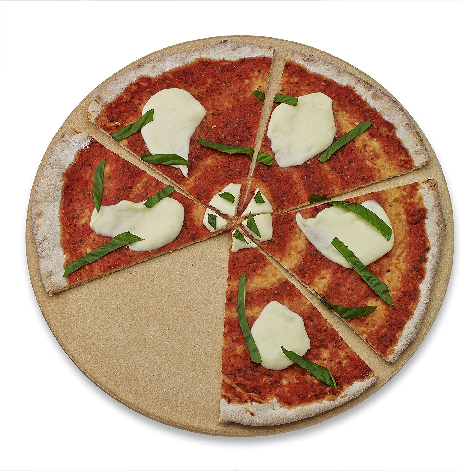 4. Old Stone Oven Round Pizza Stone