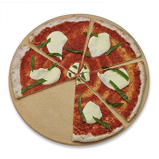 Antiguo horno de piedra para pizza - redondo - 16