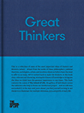 Great Thinkers: Simple Tools from 60 Great Thinkers to Improve Your Life Today (English Edition)