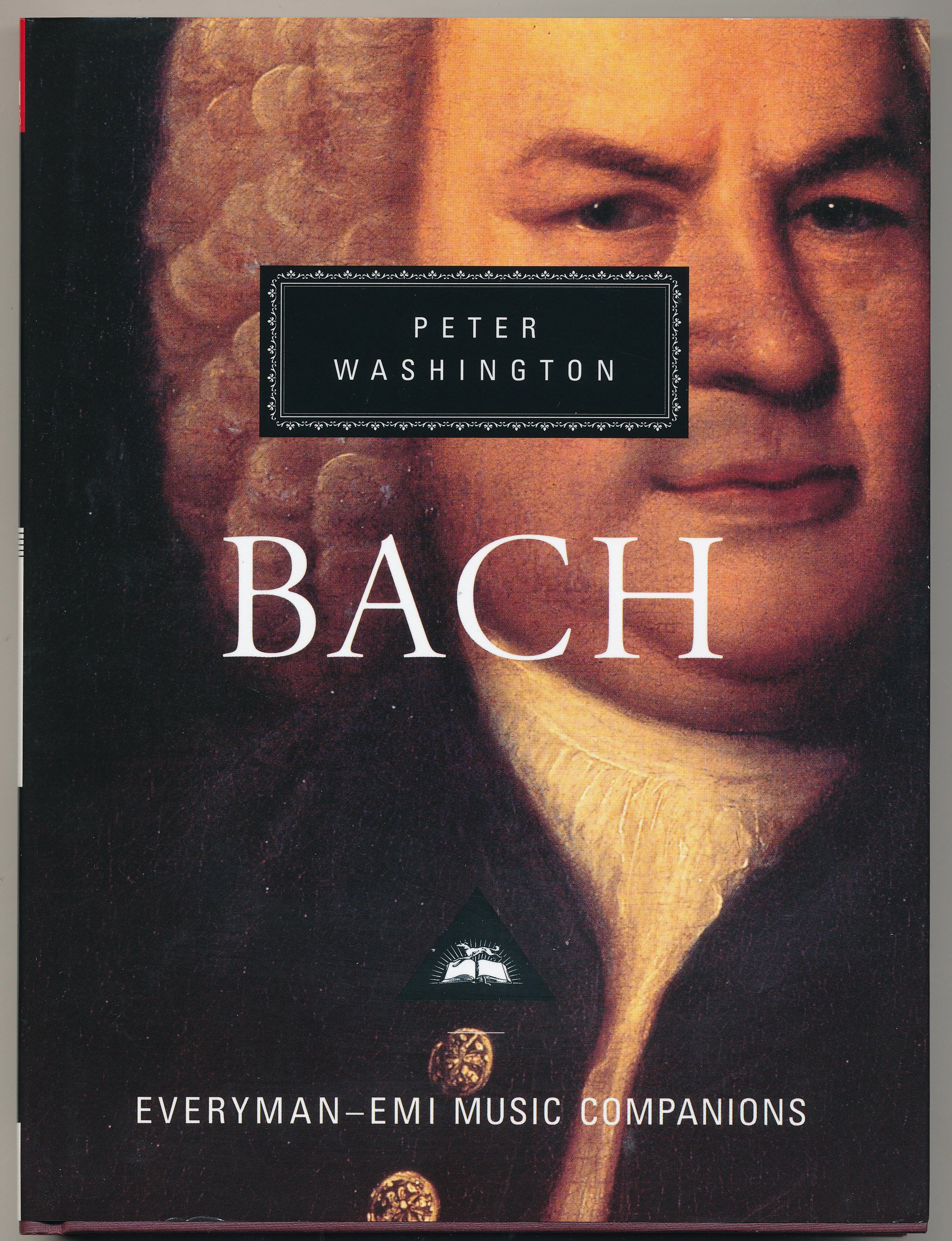 Bach (EMI Everyman Music Companion Guides)
