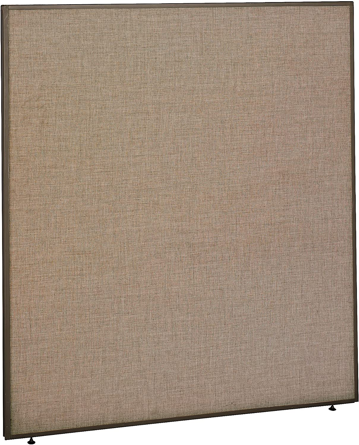 B000W8HXBO Bush Business Furniture ProPanels - 66H x 60W Panel in Harvest Tan A1XAes11S2L.SL1500_