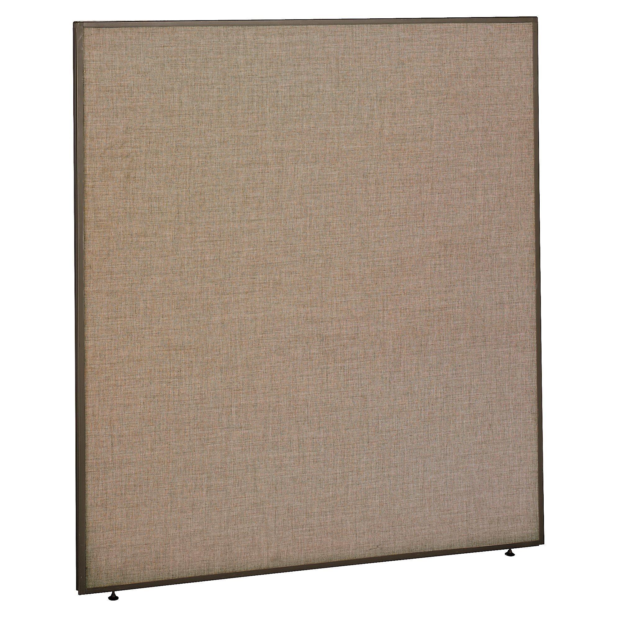 Bush Business Furniture ProPanels - 66H x 60W Panel in Harvest Tan