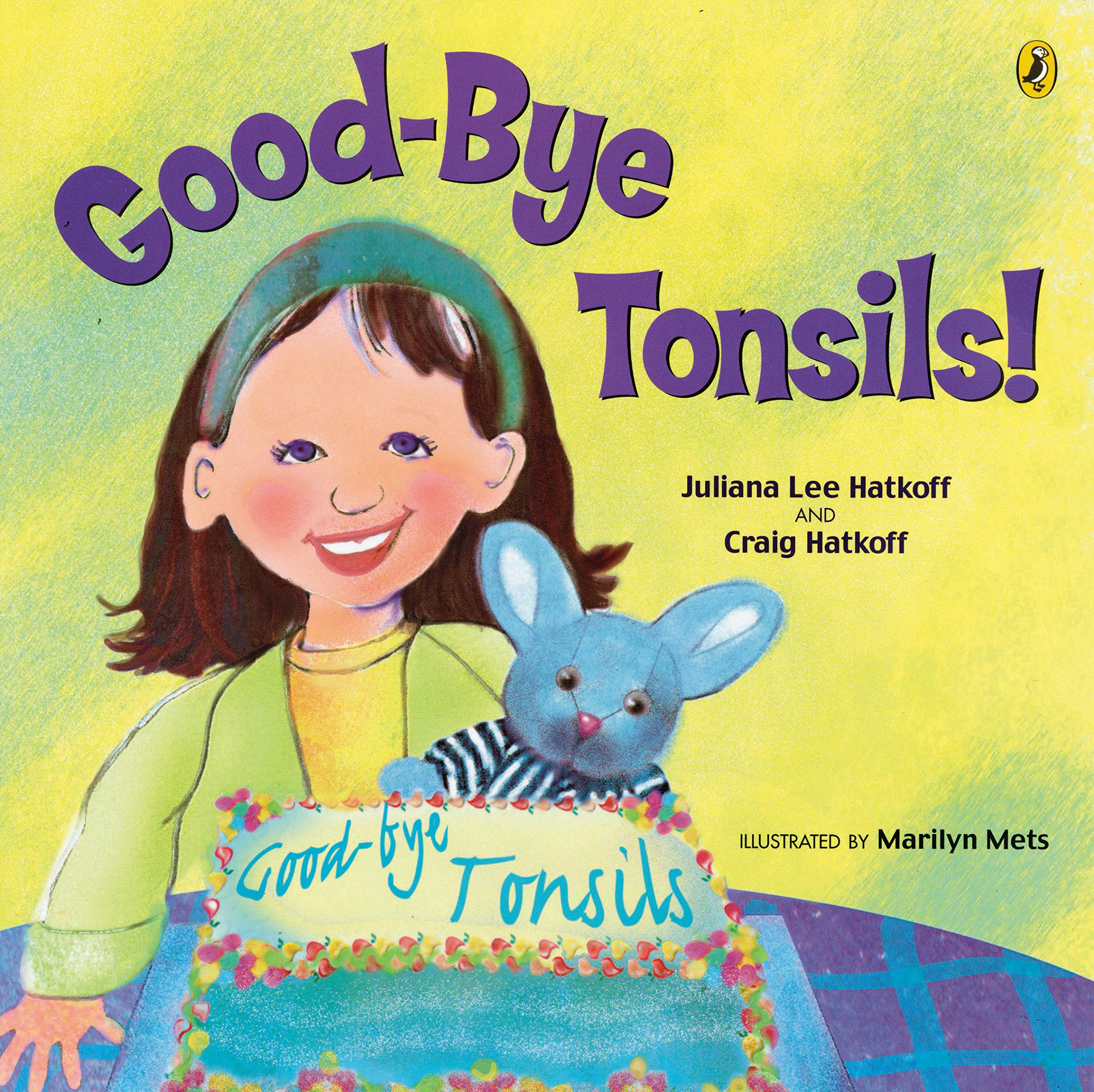 Good bye Tonsils Picture Puffin Books product image