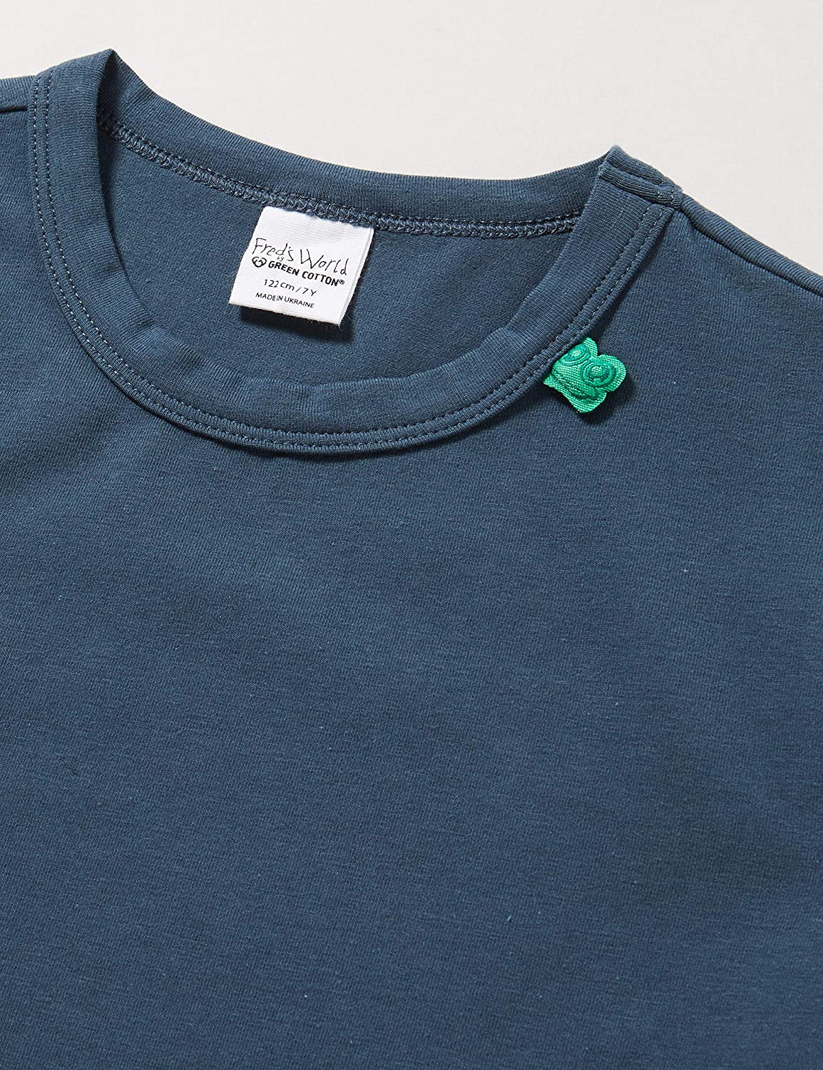 Freds World by Green Cotton Jungen Alfa S//S T T-Shirt