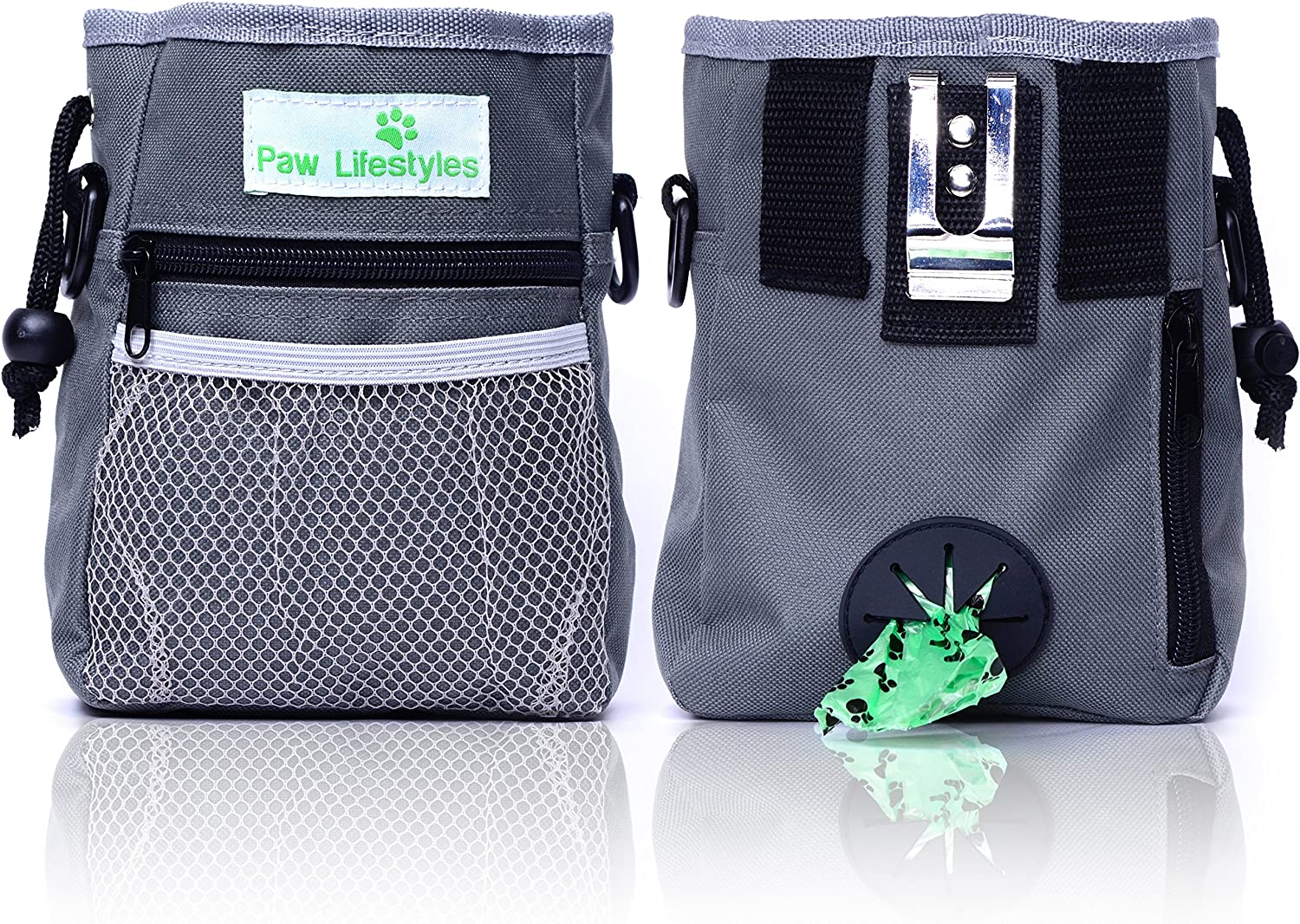 Paw Lifestyles Dog Treat Training Pouch Review