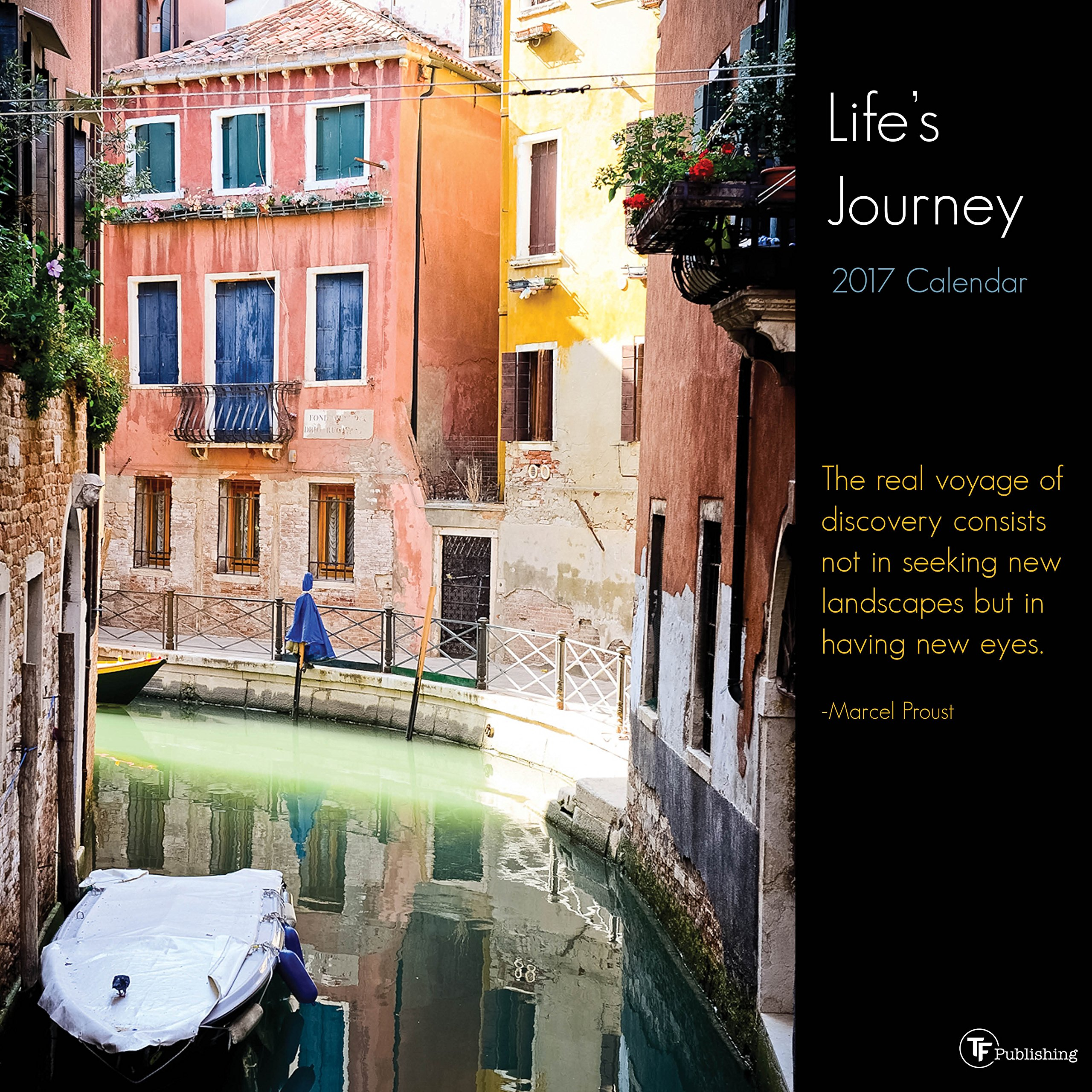 2017 Life's Journey Wall Calendar pdf epub