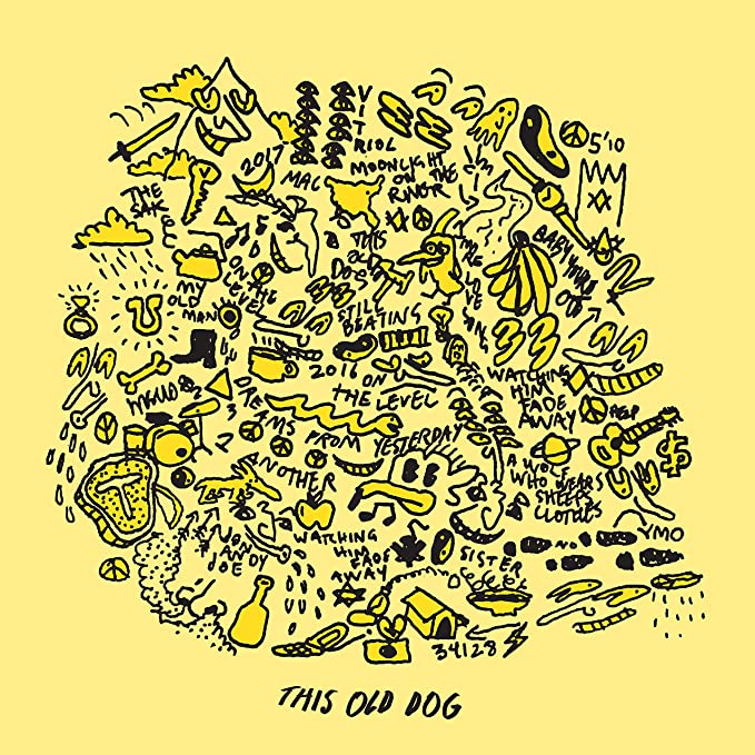 "Mac DeMarco This Old Dog 24/"" Poster"