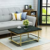 Outstanding Amazon Com Diamond Sofa Reed Round Marble Top Accent Table Caraccident5 Cool Chair Designs And Ideas Caraccident5Info