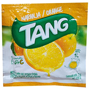 Tang (Latin America Edition) (Orange, 25g | 12 Pack)
