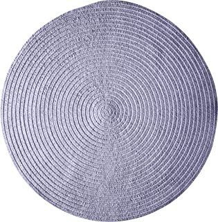product image for Spring Meadow Round Rug, 12-Feet, Amethyst