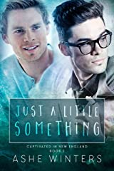 Just a Little Something (Captivated in New England Book 2) Kindle Edition
