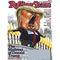 1-Year Rolling Stone Magazine Subscription
