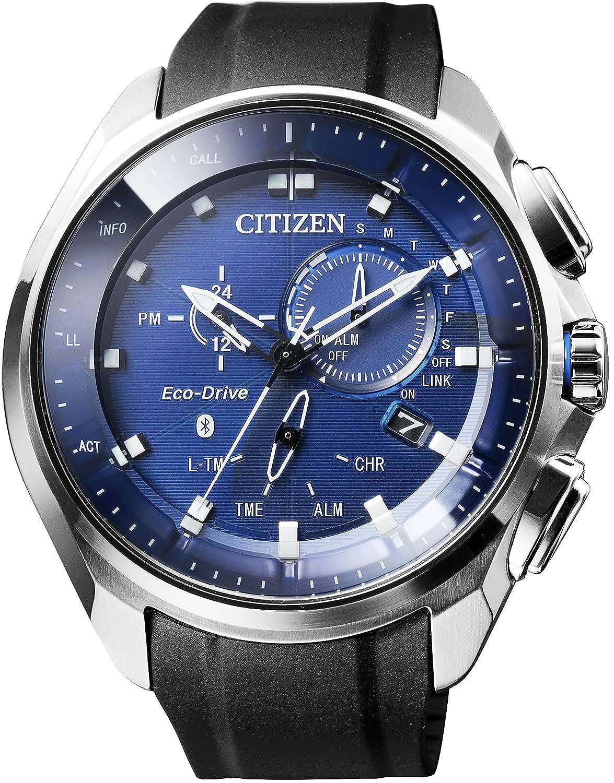 [シチズン]CITIZEN 腕時計 エコドライブ Bluetooth BZ1020-22L メンズ B072MZF58X
