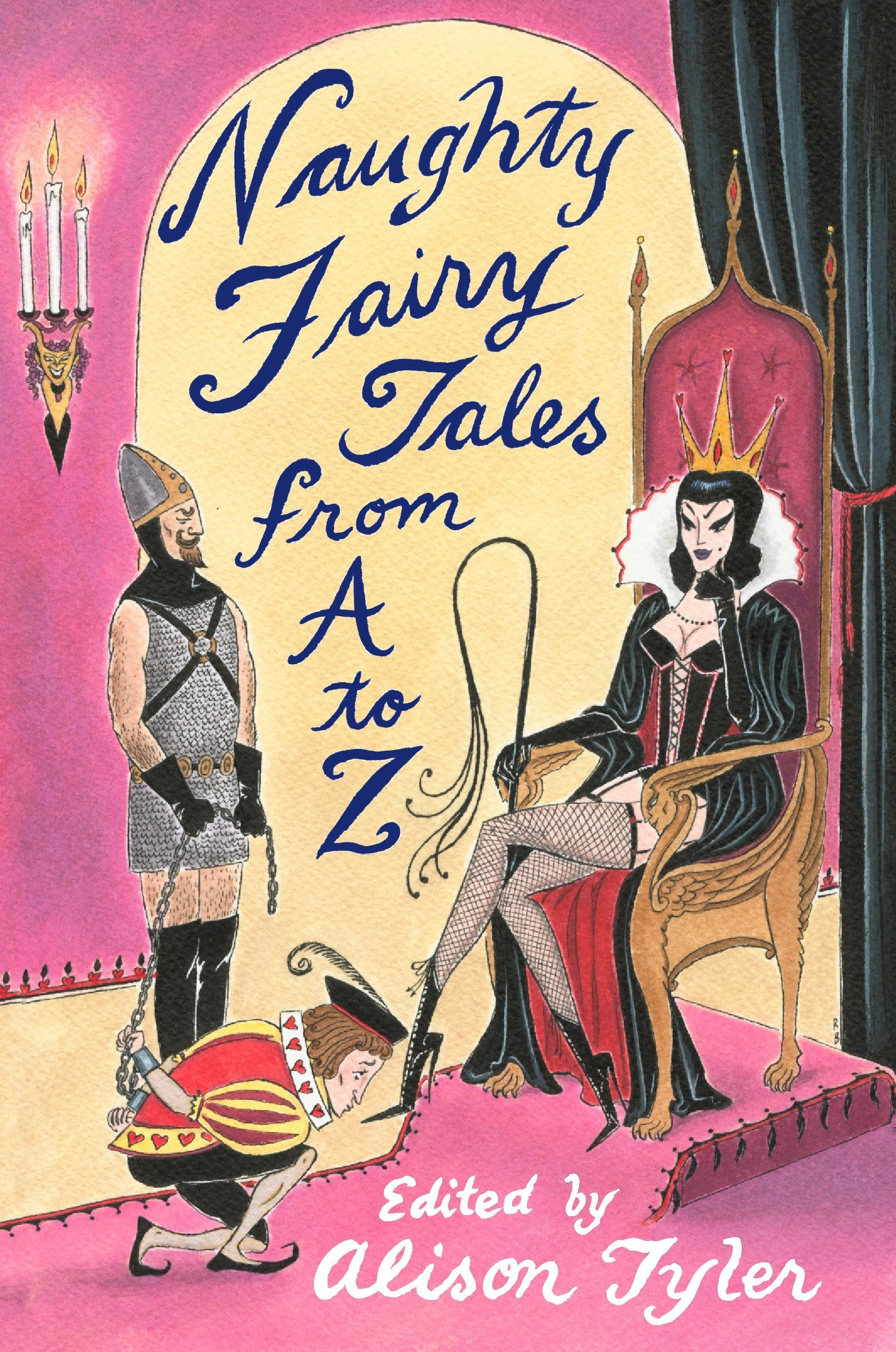Naughty Fairy Tales from A to Z ebook