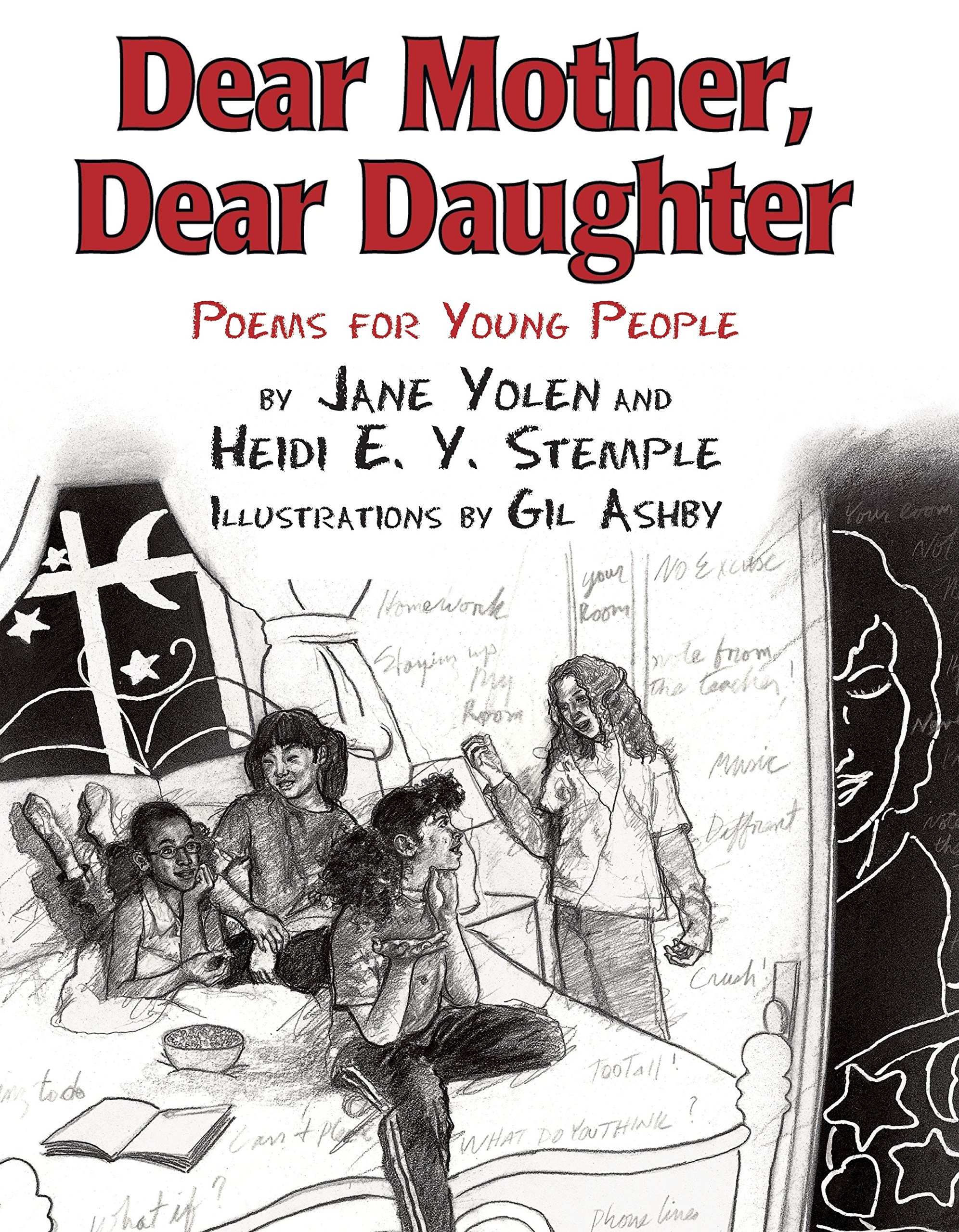 Download Dear Mother, Dear Daughter: Poems for Young People PDF