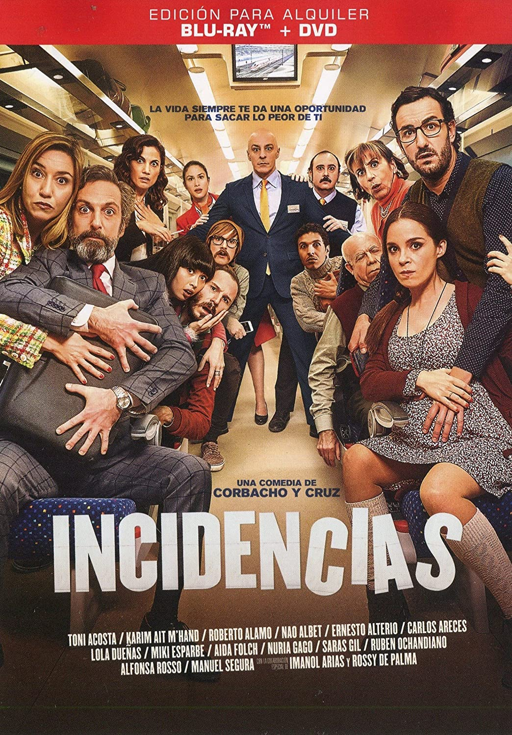 Incidencias: Amazon.es: Roberto Álamo, Carlos Areces, Lola ...