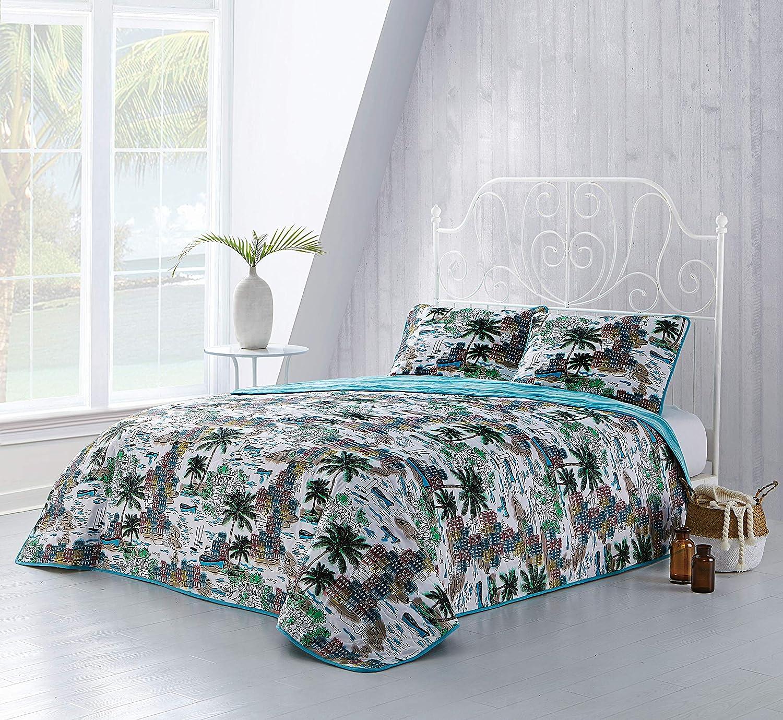 Bohemian Duvet Covers Havana Bright Reversible Stripe Quilt Cover Bedding Sets