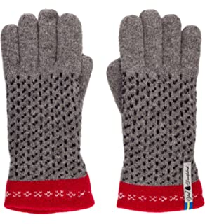 b6673159a5b Öjbro Swedish made 100% Merino Wool Soft Thick   Extremely Warm Gloves as  Featured by