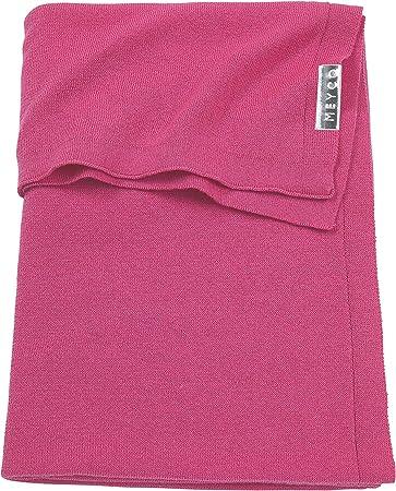 Meyco 2733033 - Manta para bebé (100% algodón, 75 x 100 cm), color ...