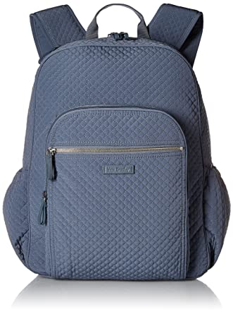 4c21a9bf811d Amazon.com  Vera Bradley Iconic Campus Backpack