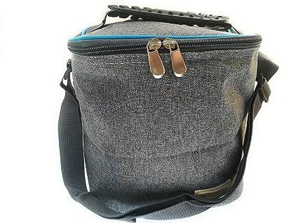 Borse Porta Pranzo Ufficio : Ms borsa termica porta pranzo in ufficio con rivestimento